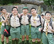 《众基》童子军营 英勇招募中