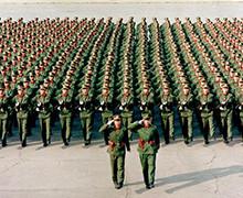 军训项目之队列训练动作要领