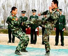 军训项目-拉练