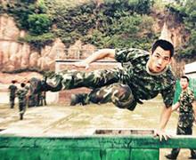军训项目-400米障碍