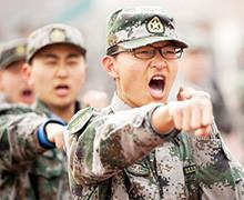 军训项目-军体拳